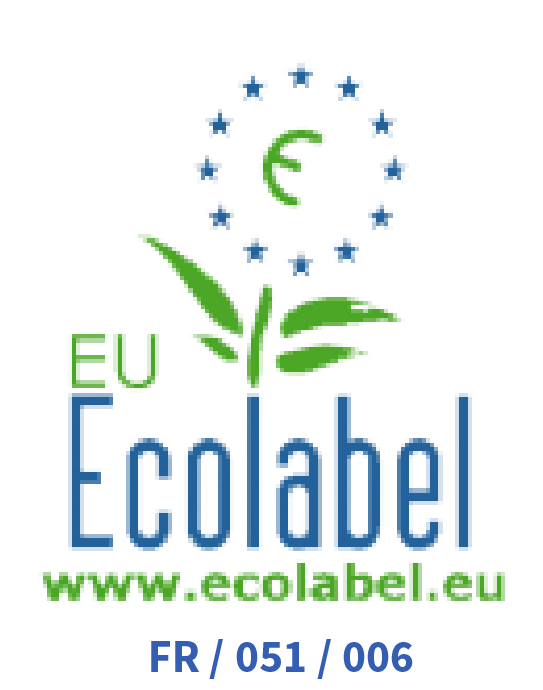 The hotel Les Tourelles fits the European standard 'Ecolabel'