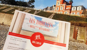 Offer a stay at Les Tourelles